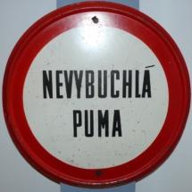 Zákazová dopravní značka