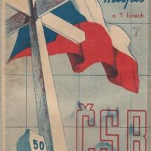 Fastrova automapa, 30.léta 20.století, inv. č. 20.989