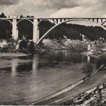 Podolské mosty, 1949, inv. č. 20.1016