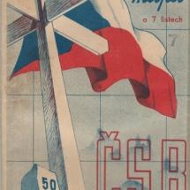 Fastrova automapa, 30. léta 20. století, inv. č. 20.989